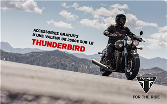 Thunderbird Promotion