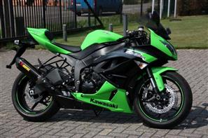 ZX6R Performance