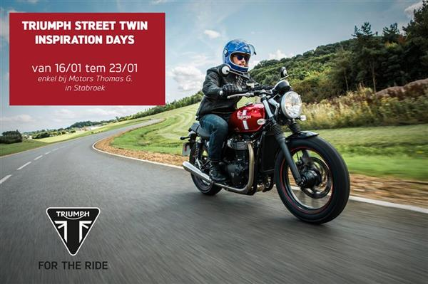 Streettwin Inspiration Days