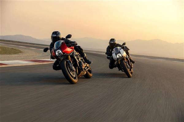 Speed Triple 1200 RR