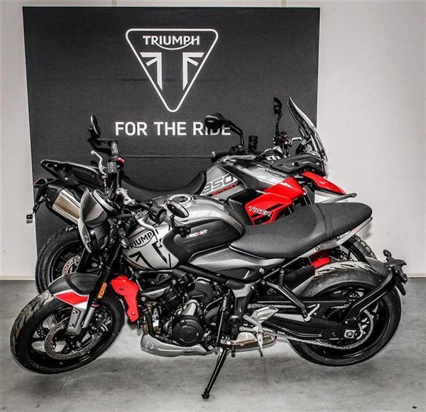 Trident & Tiger 850 Sport